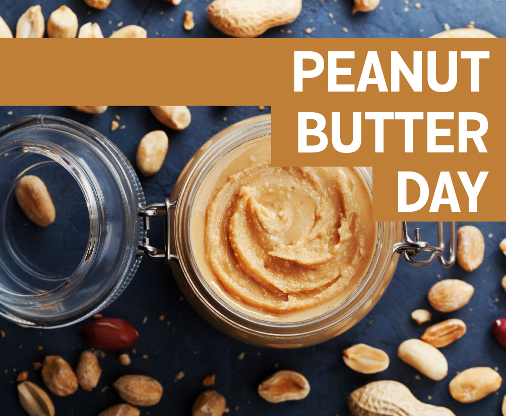 Peanut Butter Day
