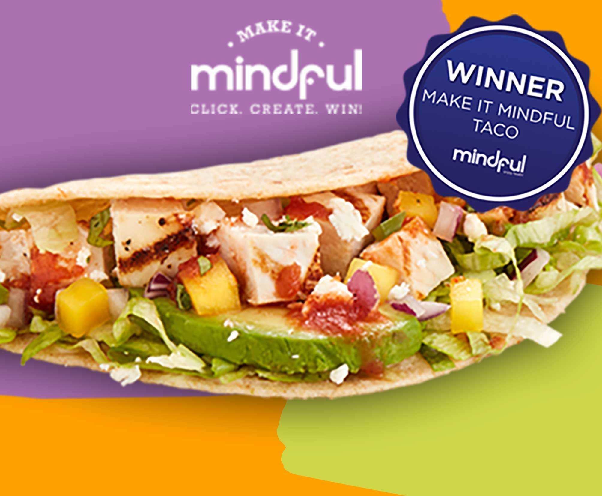 Make It Mindful Taco - Winner