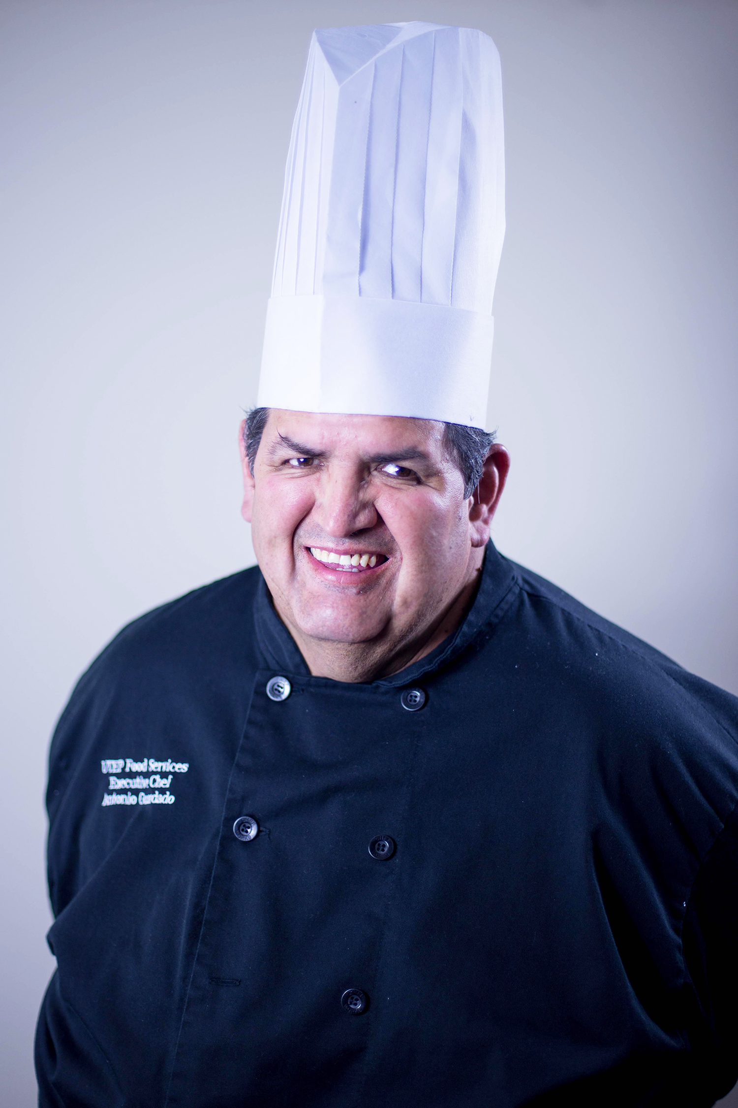 Chef Tony Guardado