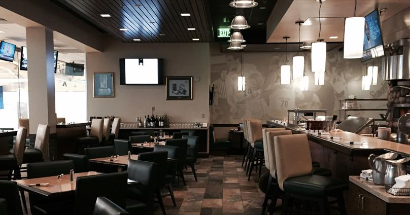 Varsity Sports Grill - Now Open During UAA Sporting and Special Alaska Airlines Center Events