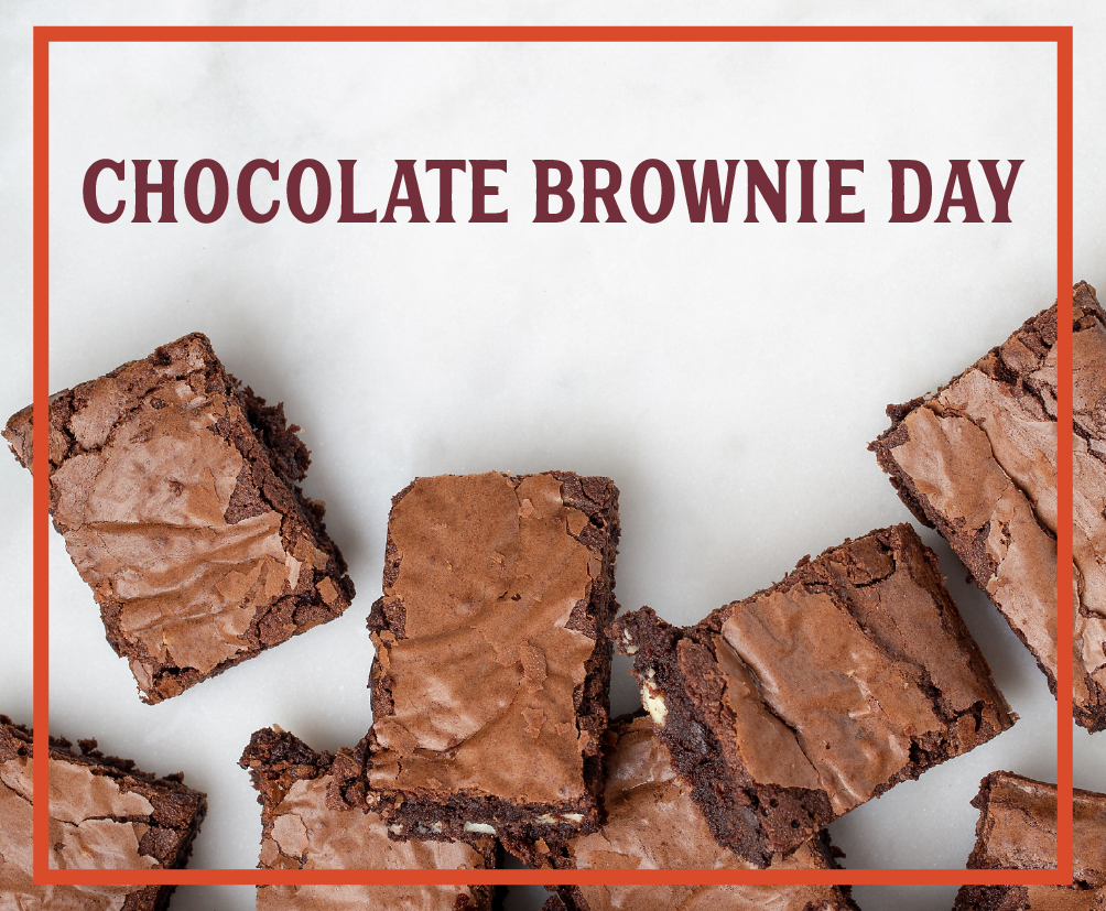 Chocolate Brownie Day