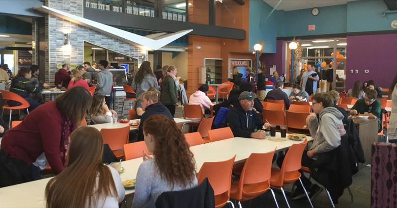 Strebel Dining Commons