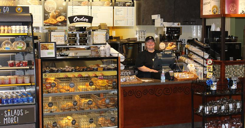 Einstein Bros Bagels