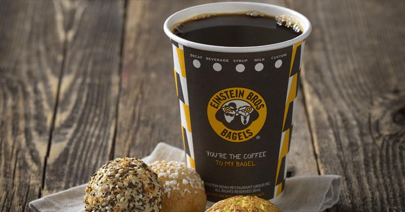 Einstein Bros Bagels - at the Rec