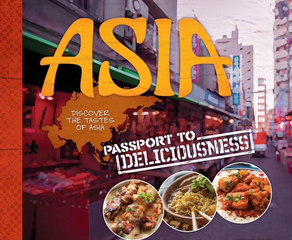 Exotic Eats Asia