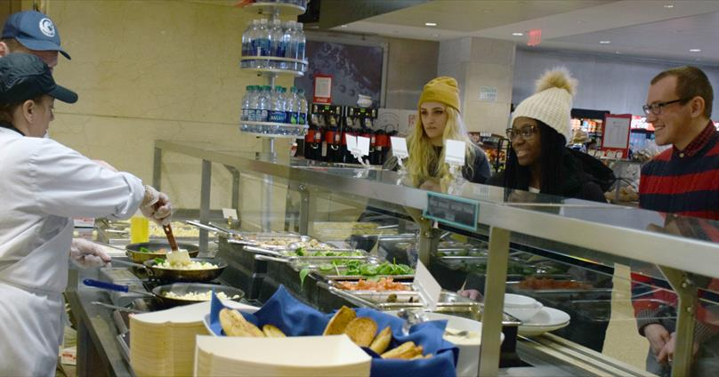 Campus Center Food Court
