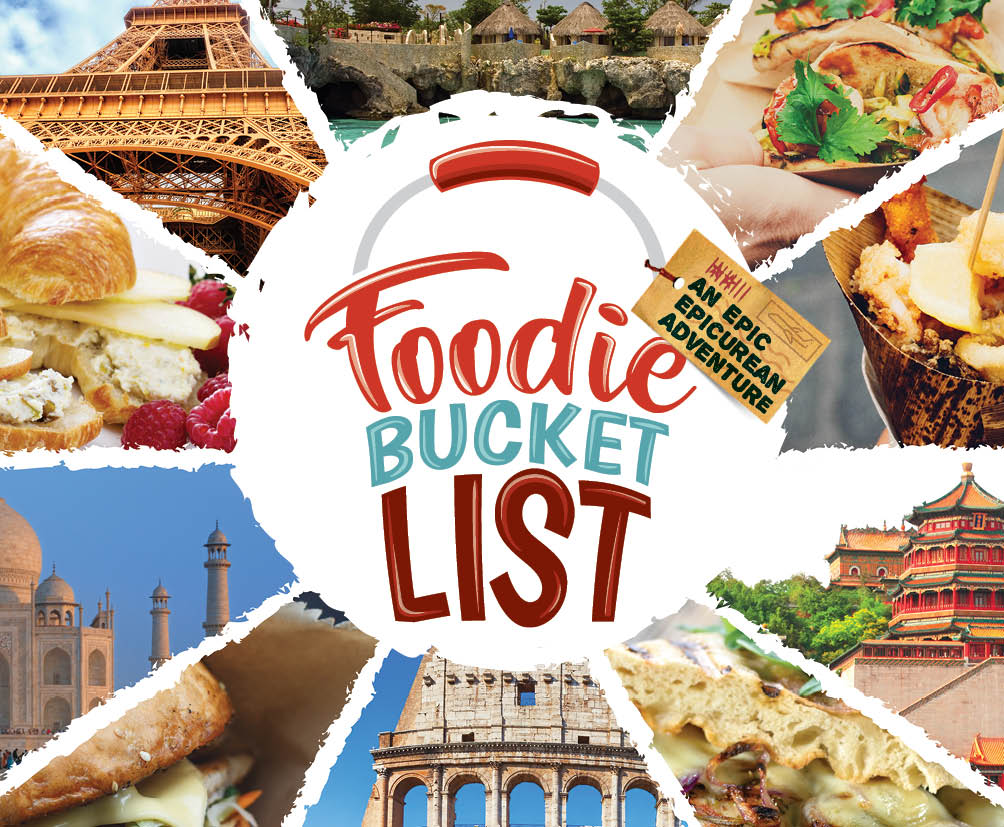 Foodie Bucket Promo