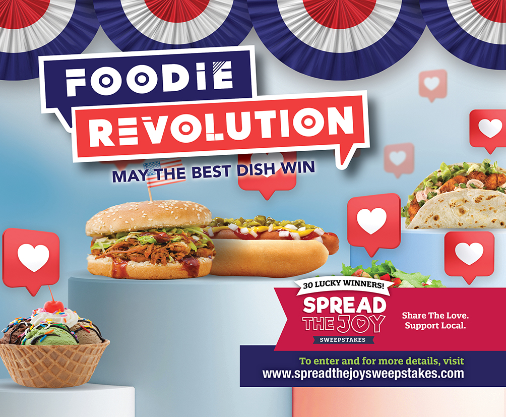 Foodie Revolution