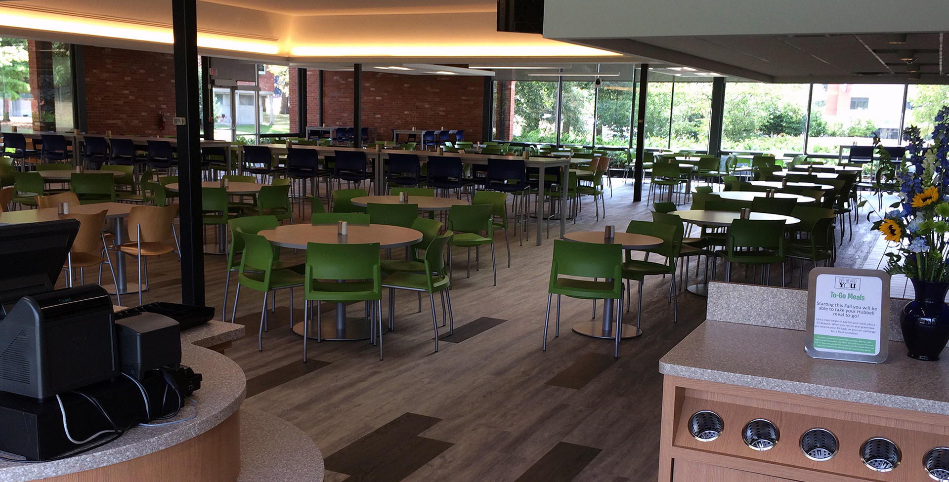 Hubbell Dining Hall image