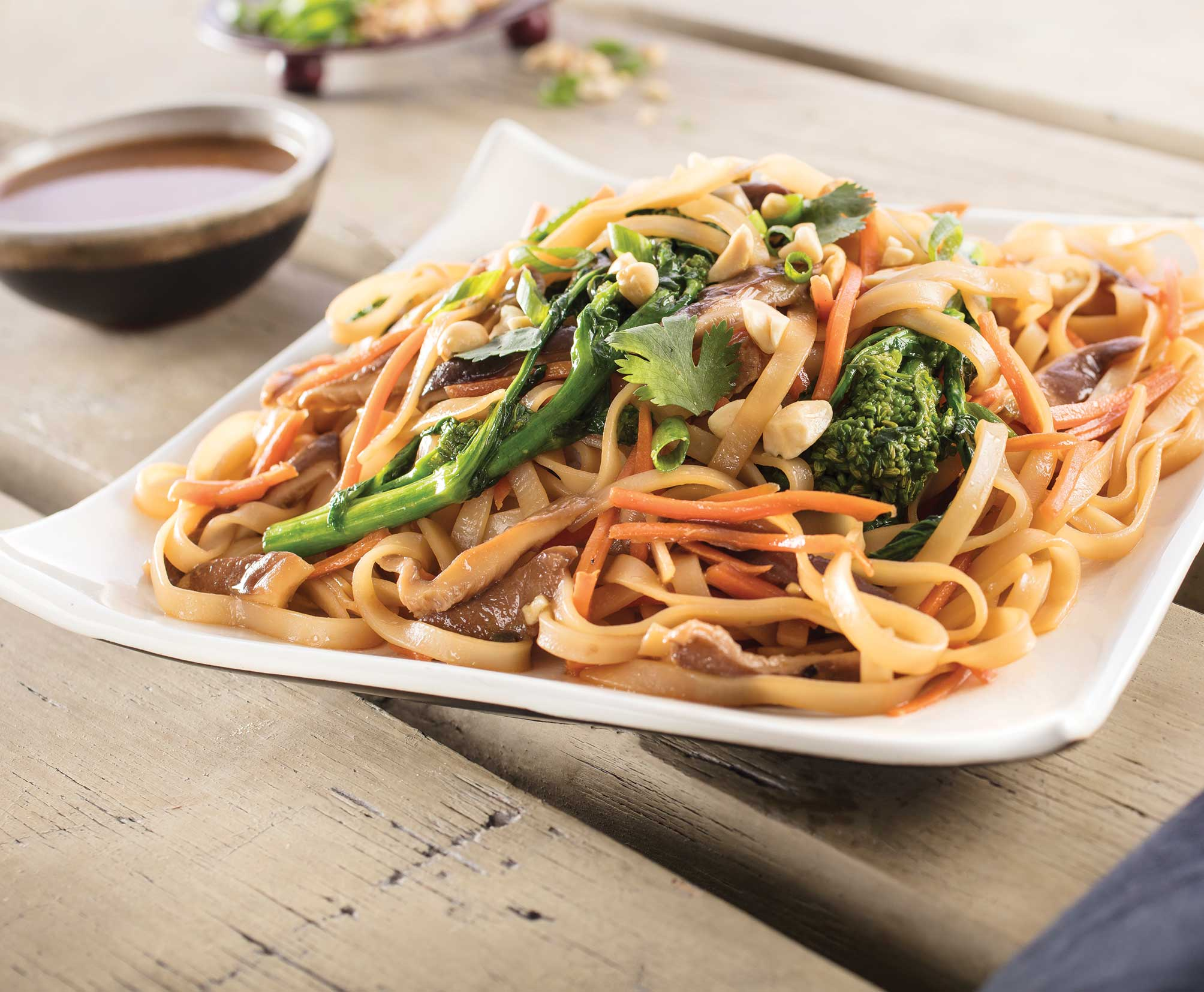 Noodle Vegetable StirFry