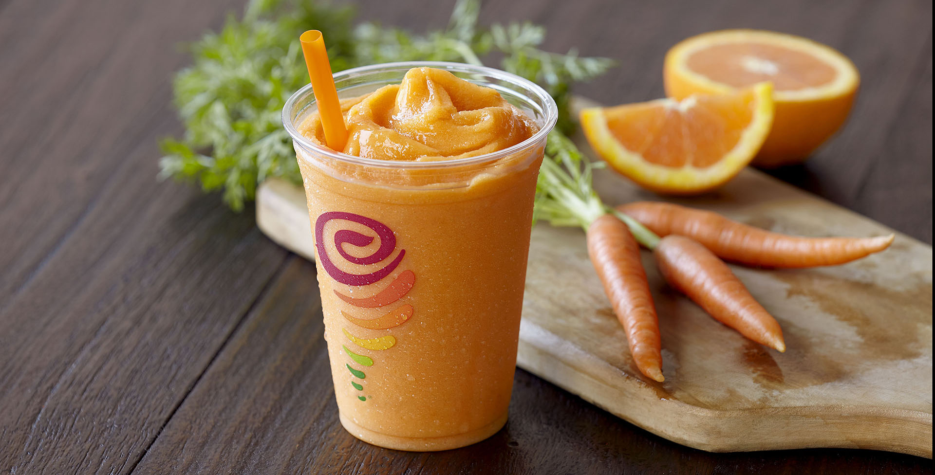 JAMBA JUICE Orange Carrot Karma