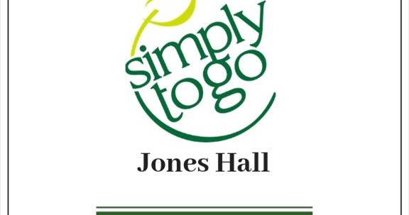 Simply to Go @ Jones Hall