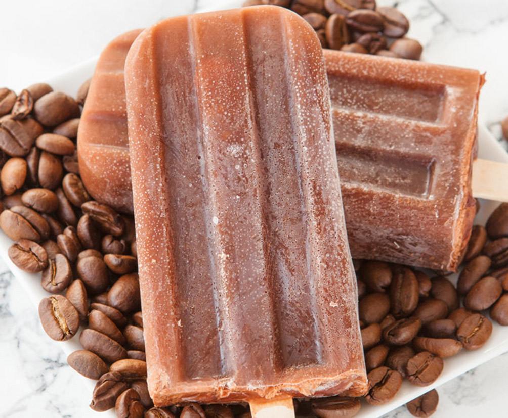 Iced Coffee Pop