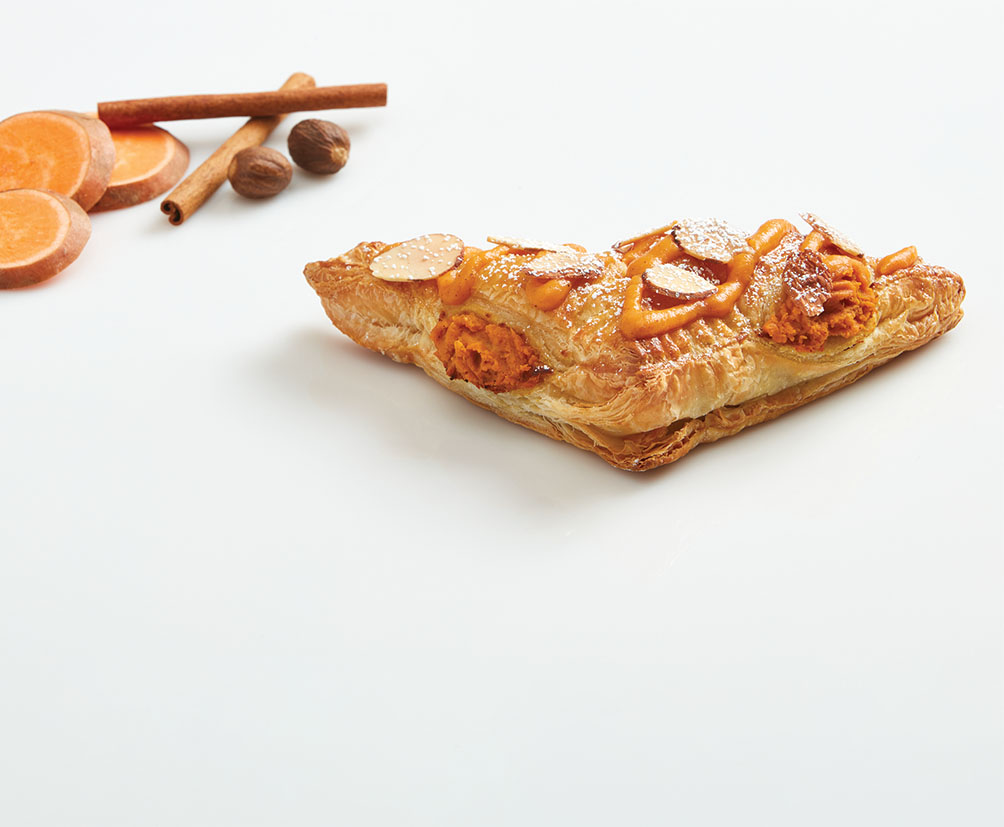 Sweet Potato Turnover