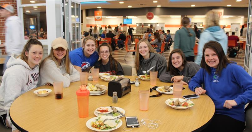 McIntosh Dining Hall