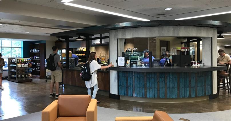 McKillop Library Cafe