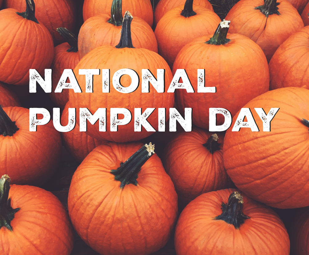 National Pumpkin Day