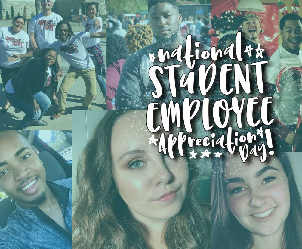 student employee appreciation day