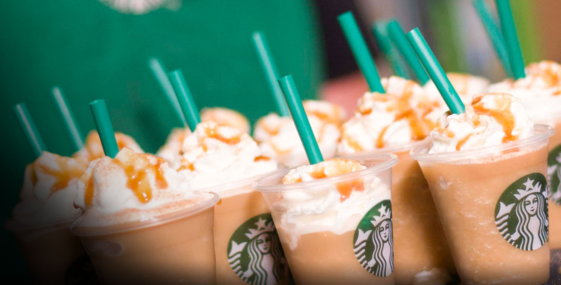 Starbucks cold drinks