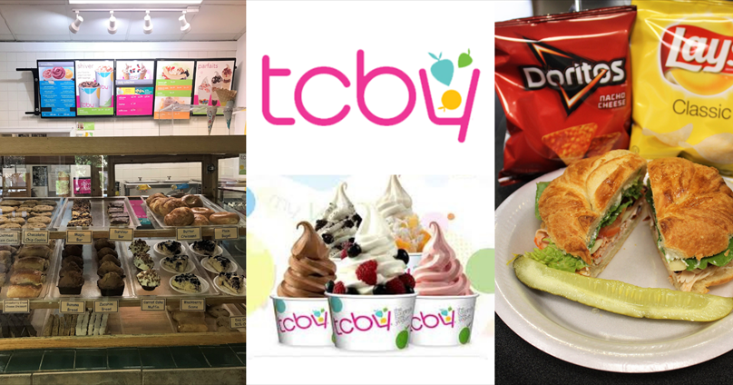 TCBY (Frenger Food Court)