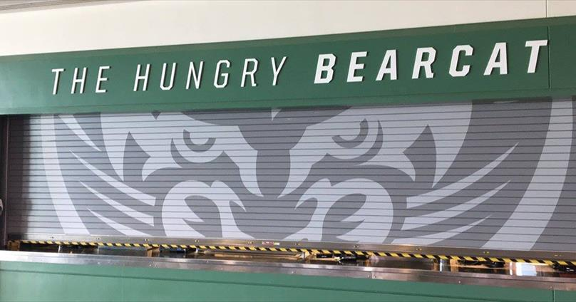 The Hungry Bearcat