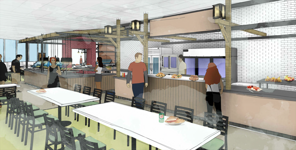 USM Brooks Rendering Test Kitchen
