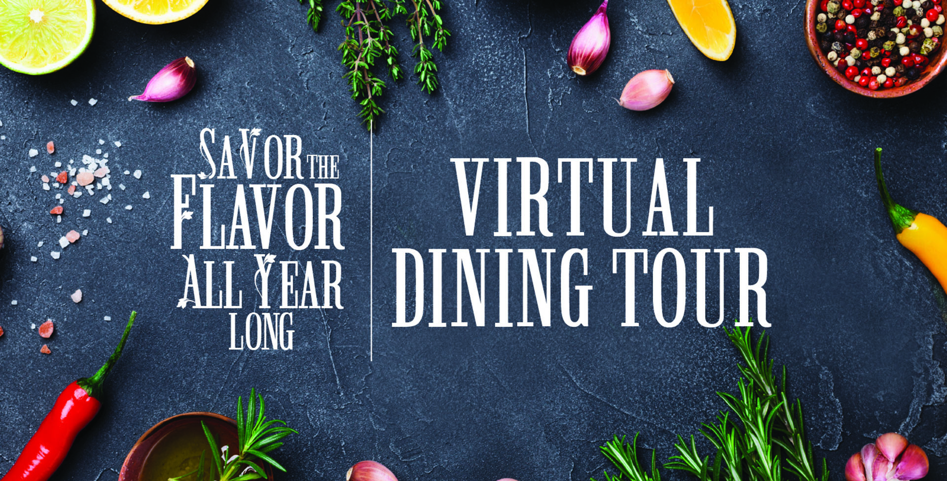Virtual Dining Tour