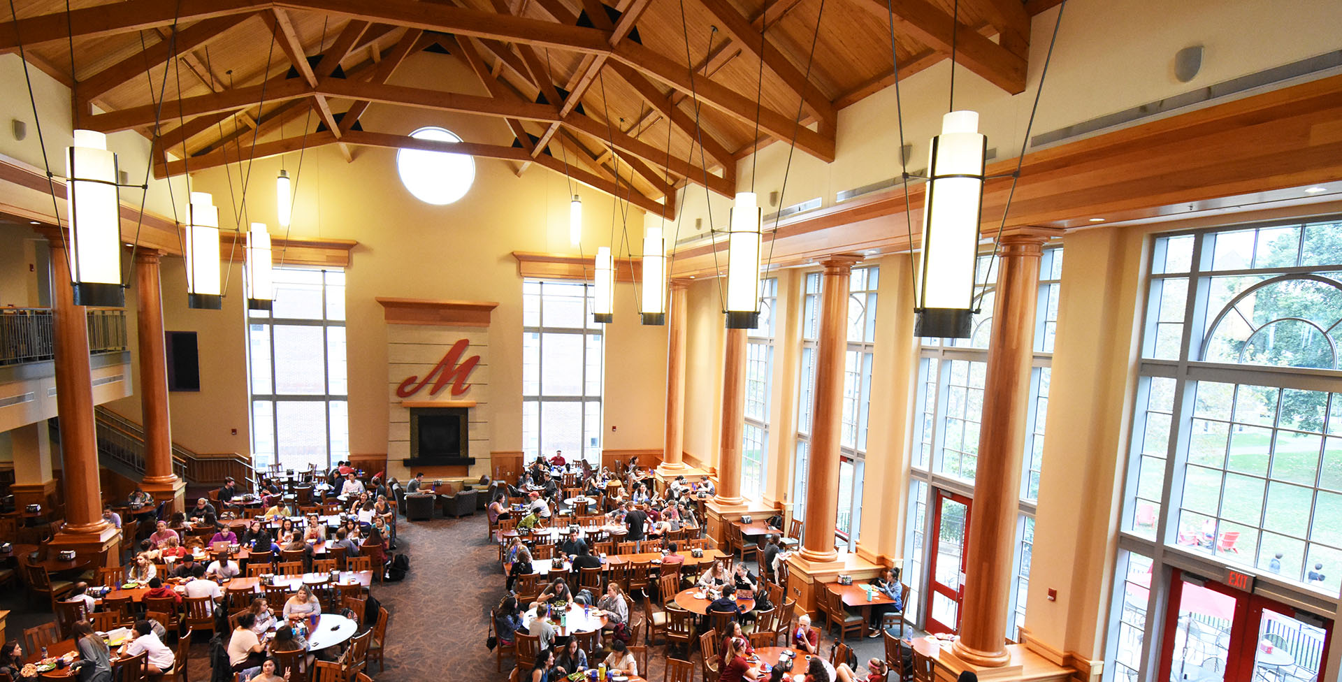 Wood Dining Commons